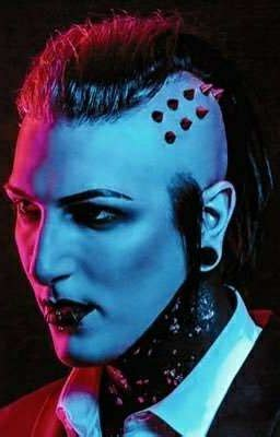 Enternally Yours (Chris Motionless ff) - one : the bus