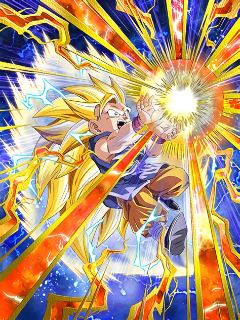 Zealous Offensive Super Saiyan 3 Goku (GT) | Dragon Ball Z