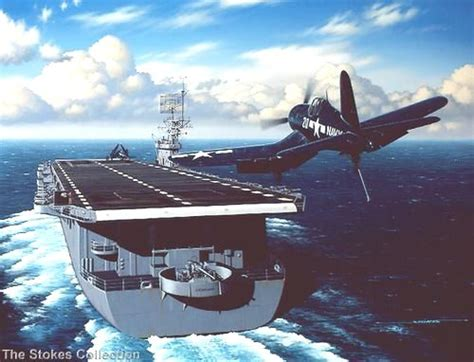 Paintings #2: The Pacific Air War