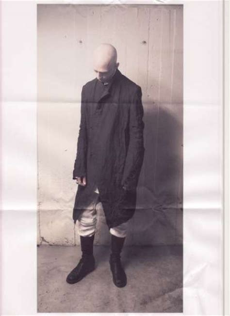 Depressing Recession Fashion: Obscur SS 2009 Clothing for