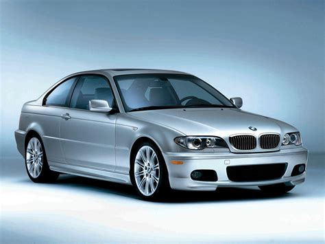 BMW 3-Series 330Ci Performance Package E46 2005