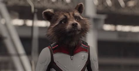 Rocket compliments Captain America in new Avengers