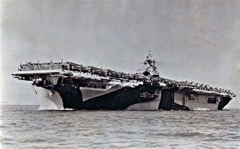 USS Essex: Sledgehammer of the Pacific - Daily Press