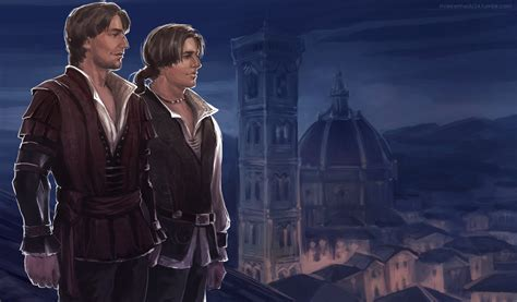 Assassin's Creed 2 - Auditore Brothers by maXKennedy on