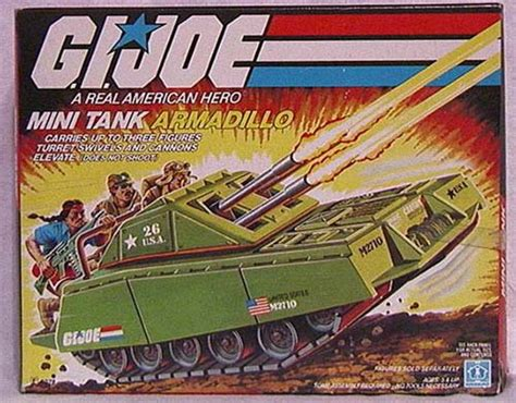 Armadillo mini tank | Joepedia | FANDOM powered by Wikia