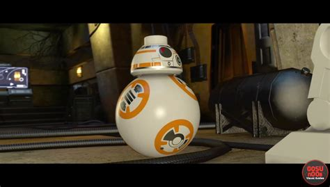 Lego Star Wars The Force Awakens BB-8 Droid Trailer