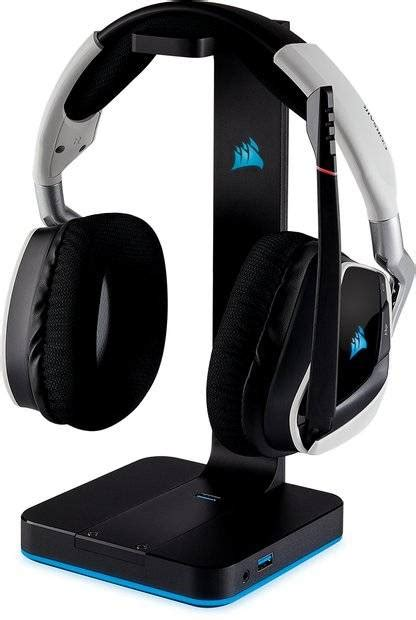 Corsair's ST100 is one fully-featured headset stand - The