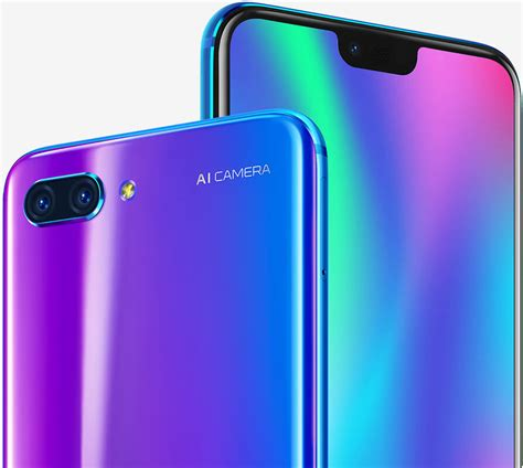 Huawei launches Honor 10, a budget version of the P20 Pro