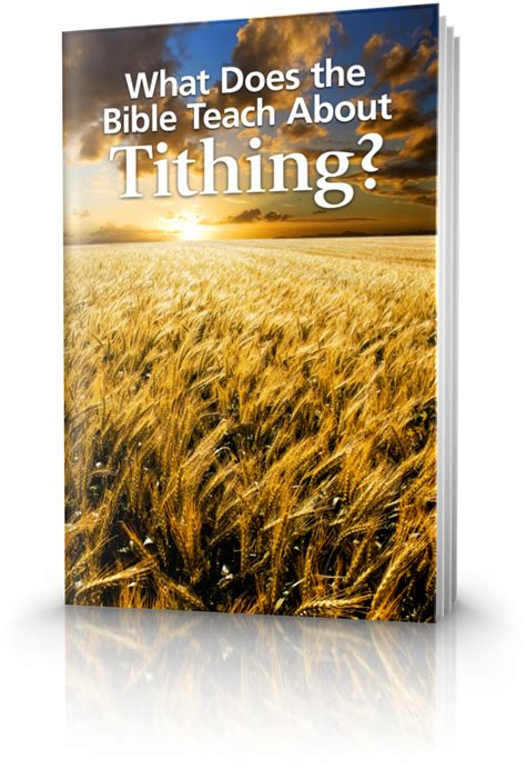 What Does the Bible Teach About Tithing? | United Church