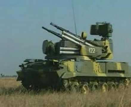 Tanques de Guerra - Tunguska M1 - YouTube