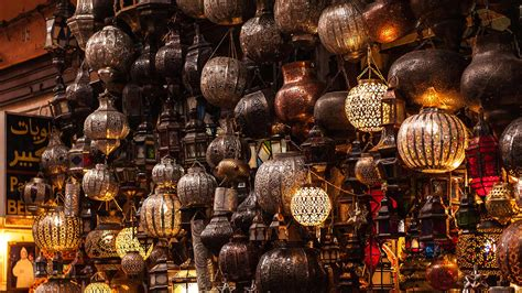 Tempting Trouble's Tales: Morocco