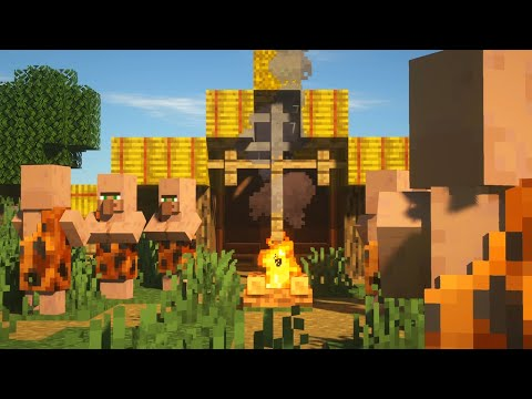 Minecraft Zombie Villager Attack [HD][Animation] - YouTube