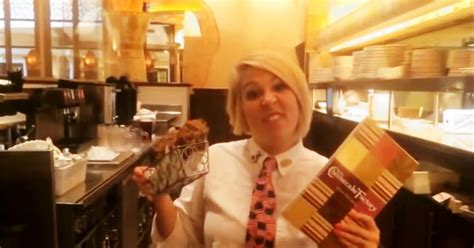 SEE IT: Cheesecake Factory employees perform 'Fancy