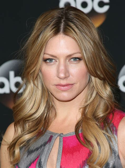 Jes Macallan - Jes Macallan Photos - Disney & ABC