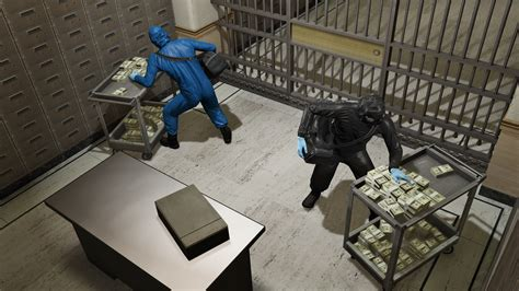GTA Online Heists: your first look at armed robbery
