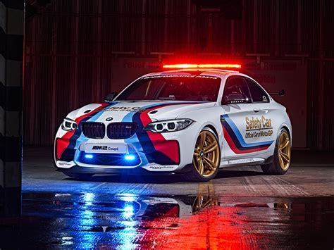 BMW M2 Coupe MotoGP Safety Car F87 2016