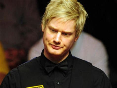 Snooker: Neil Robertson's mother flies in to watch the