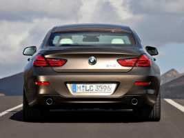BMW 6-Series 640i Gran Coupe F06 2012