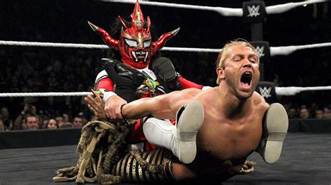 """More Jushin """"Thunder"""" Liger in WWE? - Cageside Seats"""