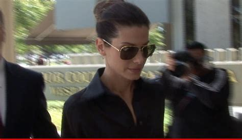 Sandra Bullock Gets Emergency Protective Order After Home