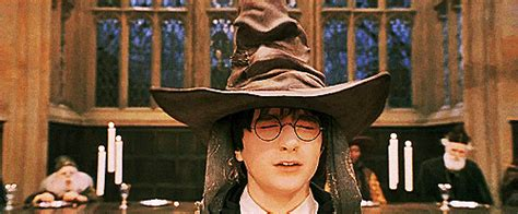 Harry Potter Fans Are Freaking Out About Their Sorting Hat