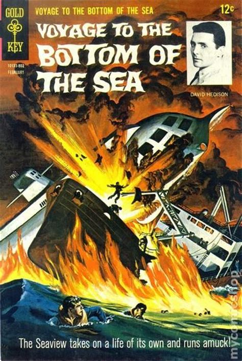 Voyage to the Bottom of the Sea (1964) comic books