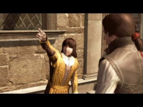 Assassins Creed 2 Ezio's father and two brother get hanged