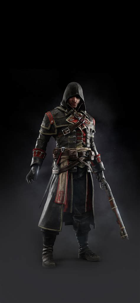 ak28-assassins-creed-rogue-game-art-dark-shay-hood - Papers