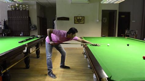 Snooker Tutorial - Stance - YouTube