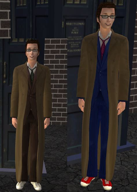 Mod The Sims - Doctor Who - The Doctor (10), Jack Harkness
