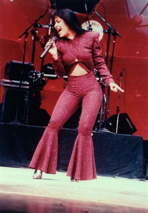 Selena Quintanilla-Pérez's Enduring Style Continues to
