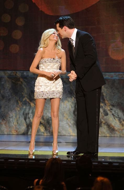 Kristin Chenoweth and Sean Hayes Make Out at the 2010 Tony