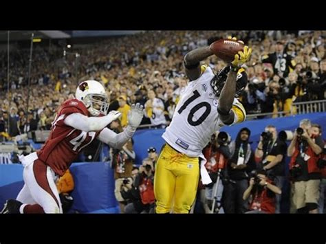 Super Bowl XLIII: Cardinals vs