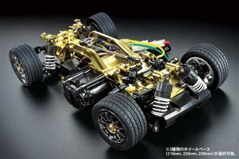 Tamiya: Monster Super Swift M05 in scala 1/10 e altre