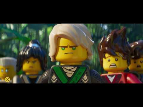 Lego Movie Minifig Scene Print Everything Is by