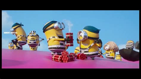 Despicable Me 3 2017 - Climax fight scene - YouTube