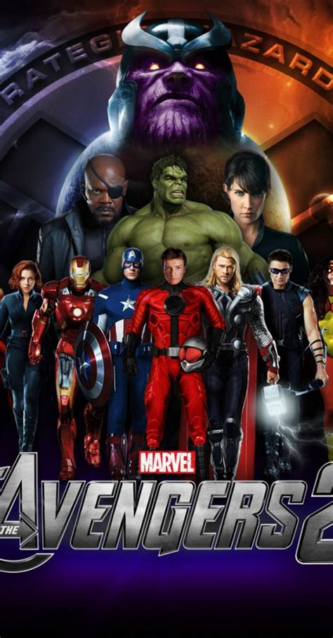 New Characters Revealed for THE AVENGERS 2