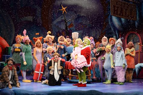 REVIEW: The Grinch and the Who Steal the Show (Children's
