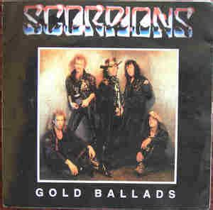 Scorpions - All Gold Ballads - Part One 2006 FLAC MP3