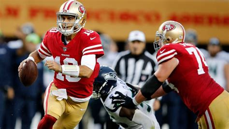 Jimmy Garoppolo to start for 49ers vs