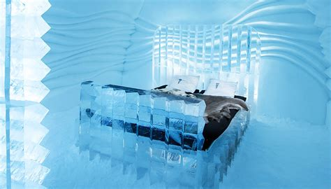 Sweden's legendary ICEHOTEL taps solar power to stay open