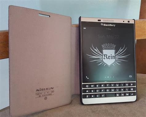 BlackBerry Passport Silver Edition Case Solution?? - Page