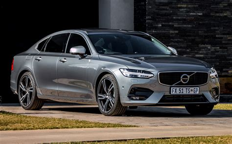 2017 Volvo S90 R-Design (ZA) - Wallpapers and HD Images